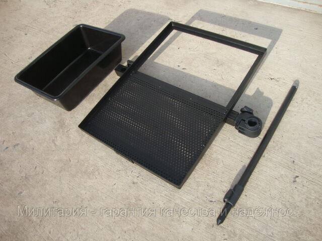 Обвес для карпового кресла M-Elektrostatyk крепится к любому карповому креслу (ST4)