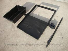 Обвіс для коропового крісла M-Elektrostatyk кріпиться до будь-якого карповому крісла