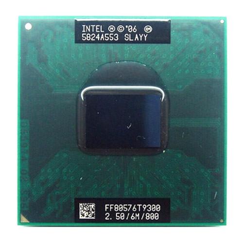 Процессор Intel Core 2 Duo T9300, 2 ядра 2.5ГГц, PPGA478 PBGA479