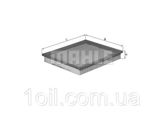 Фильтр воздушный KNECHT LX1272