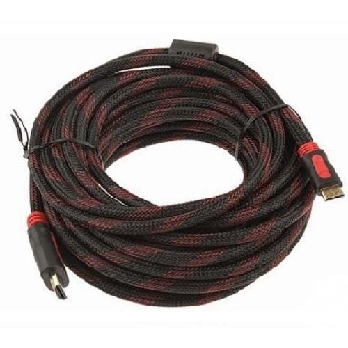 HDMI кабель 10м Premium 1080P позолоченный v1.4 в оплетке