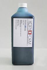 Чернила пищевые цветные Kopy Form цвет голубой Blue 5 л