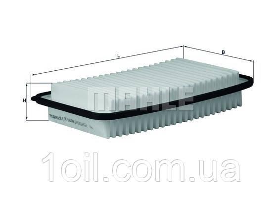 Фильтр воздушный KNECHT LX1692