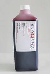 Чернила пищевые цветные Kopy Form цвет красный Red 5л
