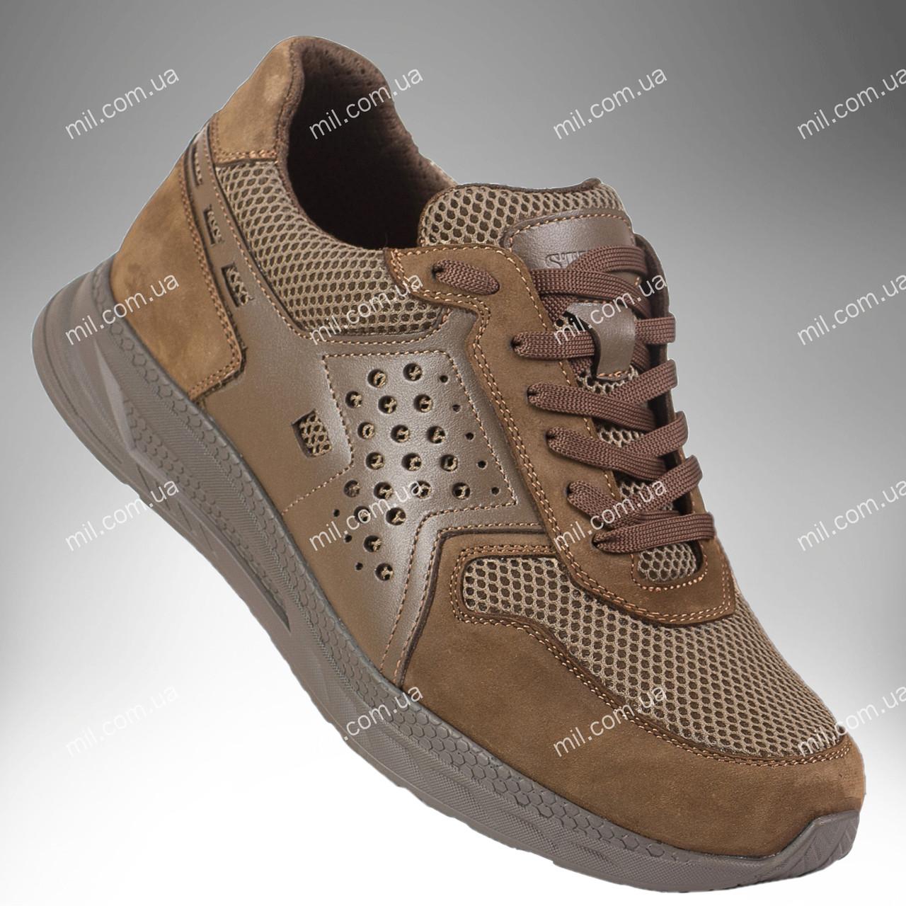Тактические кроссовки демисезонные / армейская военная обувь RANGER Force (койот)