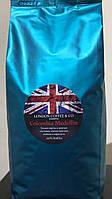 Кофе в зёрнах London Coffee&Co Colombia Medellin 1000 г