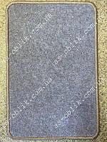 Килимок в примірювальну сірий 600 х 400 мм