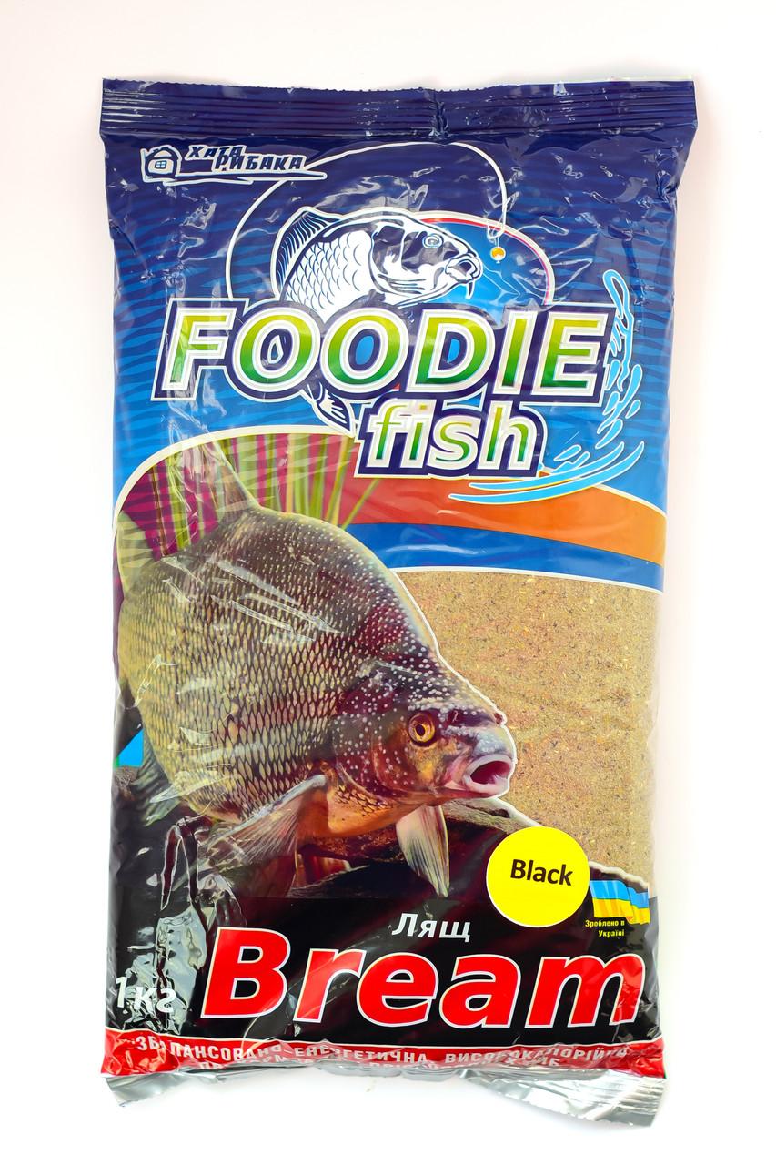 Прикормка лящ Foodie Fish 1 кг