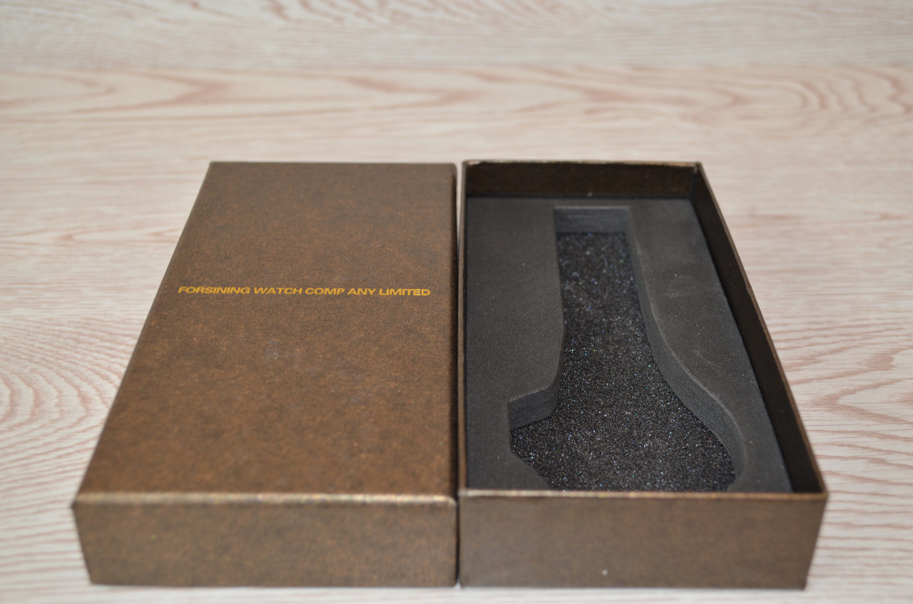 Forsining фірмова упаковка для годинника