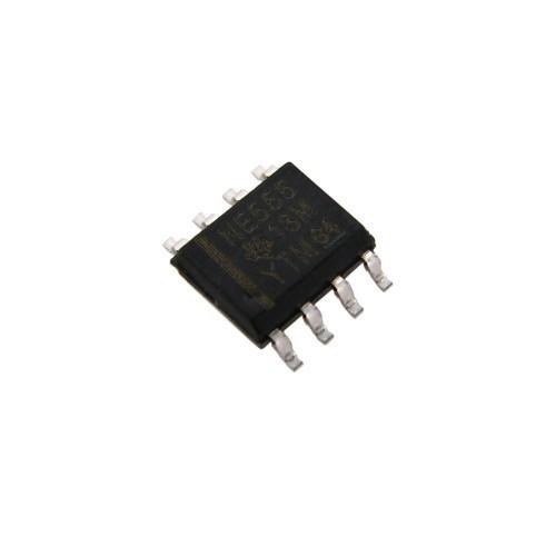 Чип NE555DR NE555 SOP8, Таймер интегральный