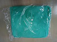 Халат одноразовый зеленный L