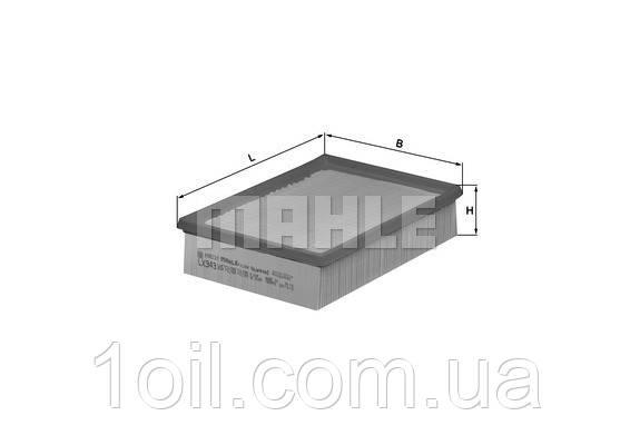 Фильтр воздушный KNECHT LX343