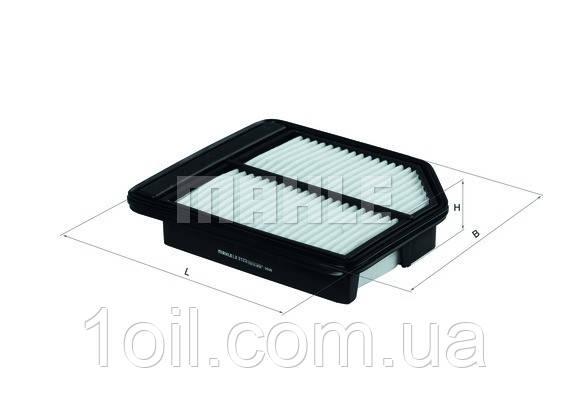 Фильтр воздушный KNECHT LX2123