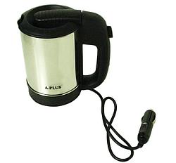 Электрочайник автомобильный 12V A-Plus 1700, 0.5 л