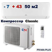 Кондиционер,Cooper&Hunter,PRIMA PLUS,CH-S18XN7