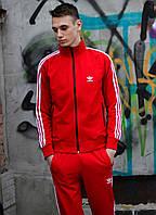 Спортивный костюм мужской Adidas х red осенний весенний / Олимпийка + штаны Адидас