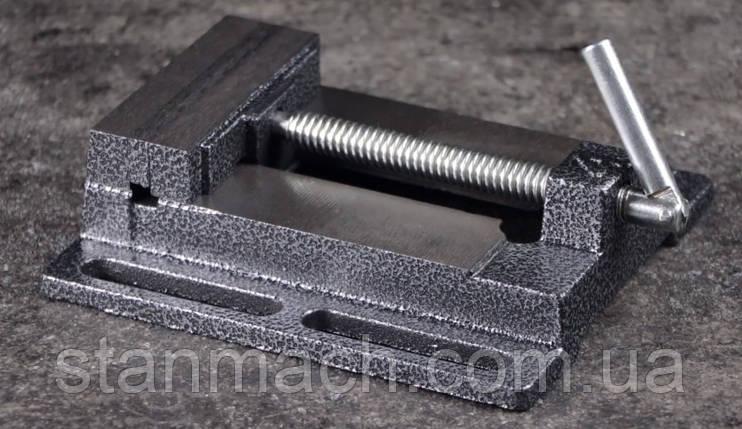 Proma SV-100 тиски станочные прямоугольные, фото 2