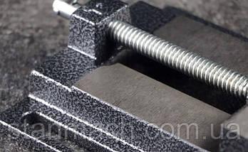 Proma SV-100 тиски станочные прямоугольные, фото 3