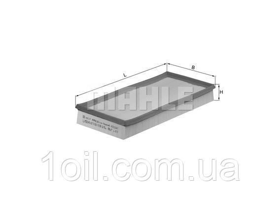 Фильтр воздушный KNECHT LX504