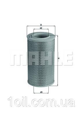 Фильтр воздушный KNECHT LX611