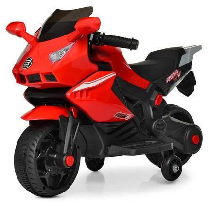 Мотоцикл Bambi M 4215-3 Красный, фото 2