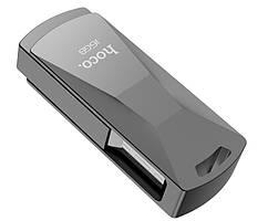 Флешка HOCO USB UD5 16GB, черная