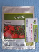 Семена томата Астерикс F1 (Syngenta) 2.500 семян — ранний (70 дней), красный, детерминантный, сливка