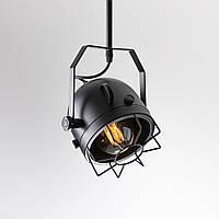 Потолочный светильник Axel черный