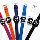 Смарт часы умные детские с GPS трекером Q90 TD-02, фото 2