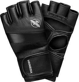 Перчатки для MMA Hayabusa T3  Чорные L 4oz (Original)