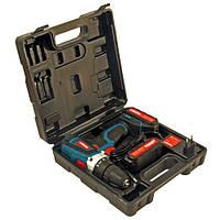 Шуруповерт аккумуляторный Зенит ЗША-12 М Li : 22 Нм   1300 мАч   12 В