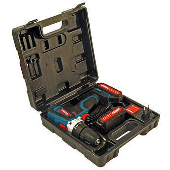 Шуруповерт аккумуляторный Зенит ЗША-12 М Li : 22 Нм | 1300 мАч | 12 В