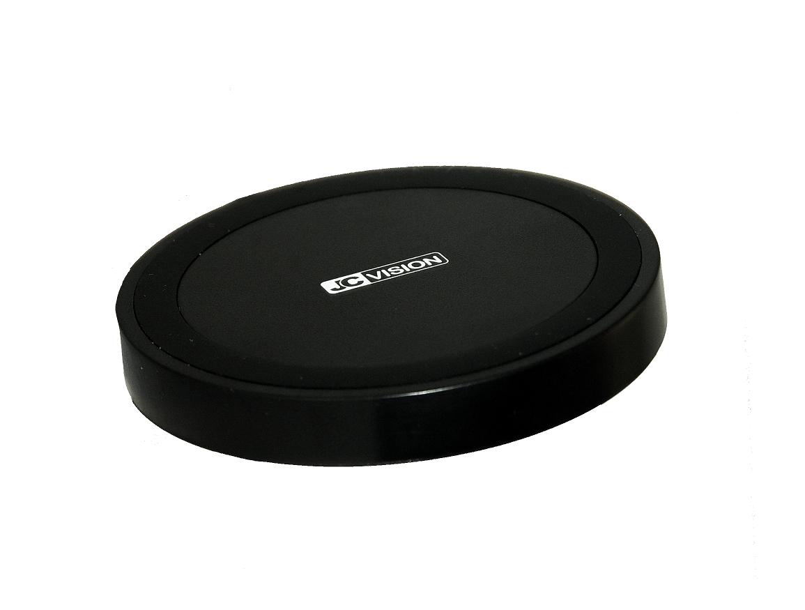 Бездротове зарядний пристрій JCVision Basic (black)