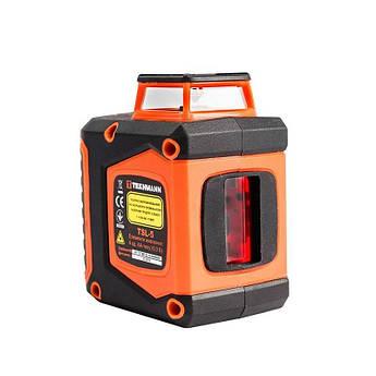 Лазерный уровень Tekhmann TSL-5 : 5 линий - 10 м | Автоматическое самовыравнивание