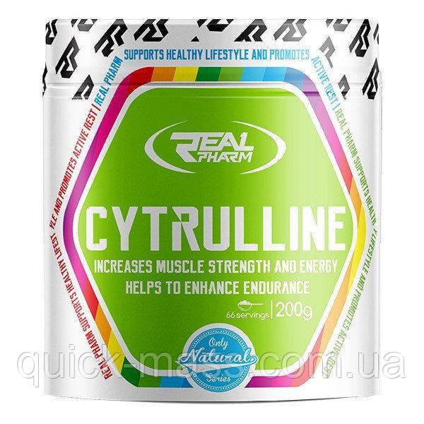 Цитруллин Real Pharm Citrulline 200 g
