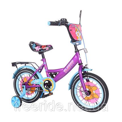 Детский велосипед TILLY Fluffy 14 T-214213, фото 2