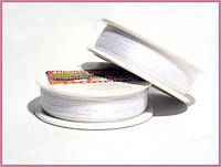 Нить для вышивания бисером, 100м, 0,1мм