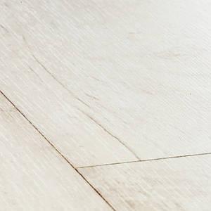 Ламинат Quick-Step Classic тик белый высветленный CLM1290