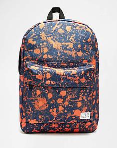 Рюкзак Spiral - Splatter Orange