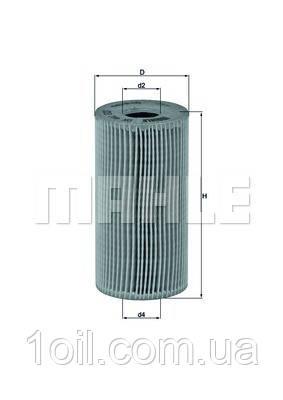 Фильтр масляный Bosch F026407014   OX441D