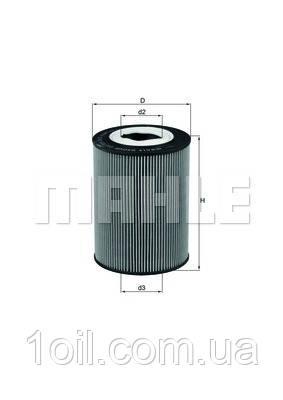 Фільтр масляний KNECHT OX359DEcO
