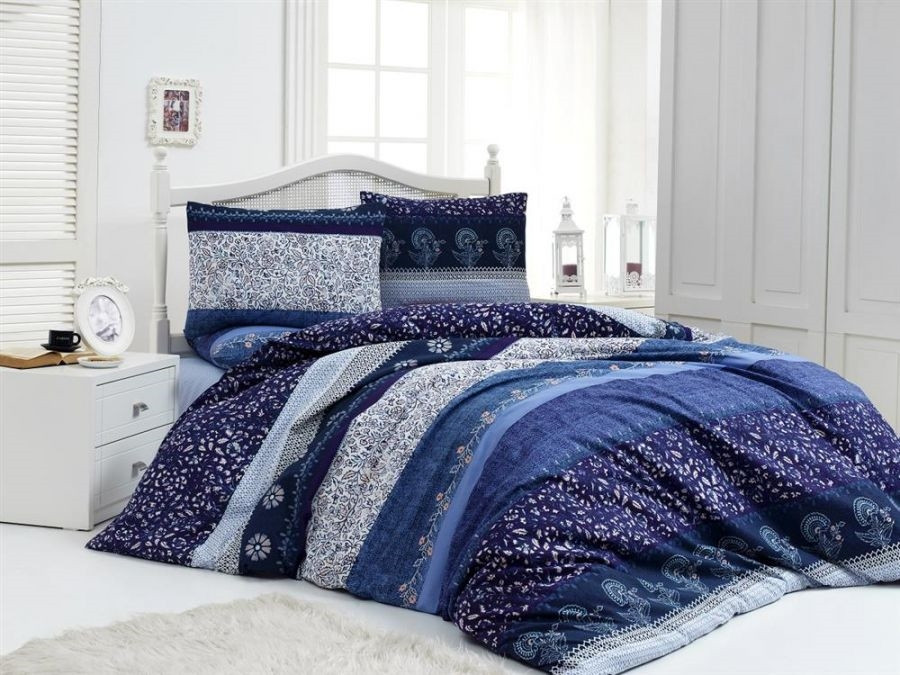Покрывало двуспальное на кровать  Night 200х220 см (8990_2.0LH_п)