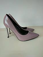 Туфли женские на шпильке последние размеры 37 38