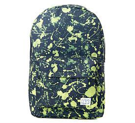Рюкзак Spiral - Splatter Lime