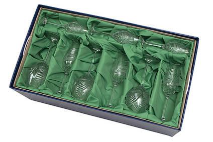 """Набор изделий """"Юбилейный"""" в подарочной упаковке с тканью, хрусталь (8560/3)"""