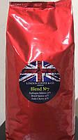 Кофе в зёрнах London Coffee&Co Blend №2 купаж 80% арабика/20% робуста 1000 г