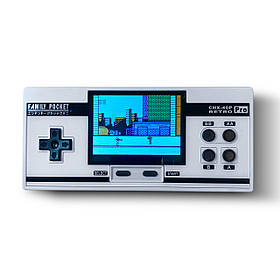 Портативная игровая приставка FAMILY POCKET на 348 игр 40P PRO Sega Белый (hub_ZUqj24269)