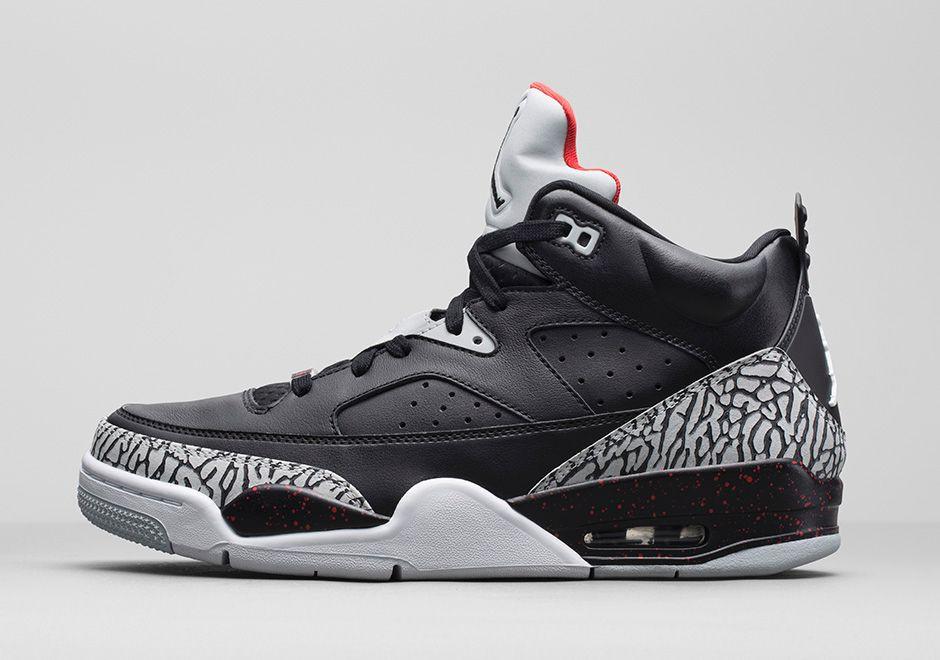 """0e4f7c91f5e6 Мужские баскетбольные кроссовки Nike JORDAN SON OF MARS LOW """"GREY MIST"""" -  Shoes-"""