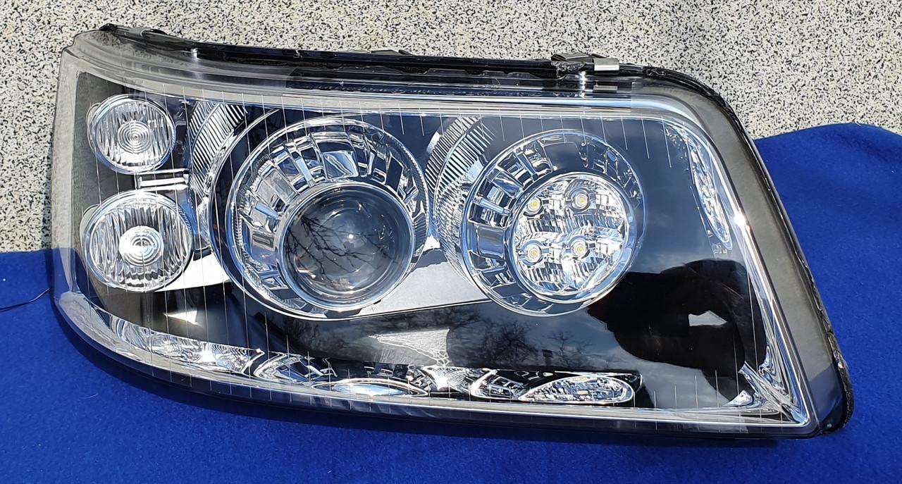 Фары BI-XENON Volkswagen Multivan t5 с ДХО