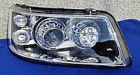 Фары BI-XENON Volkswagen Multivan t5 с ДХО, фото 1